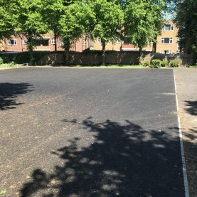 Pleck Park on completion of the works